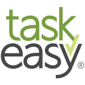 Small TaskEasy logo for Review.