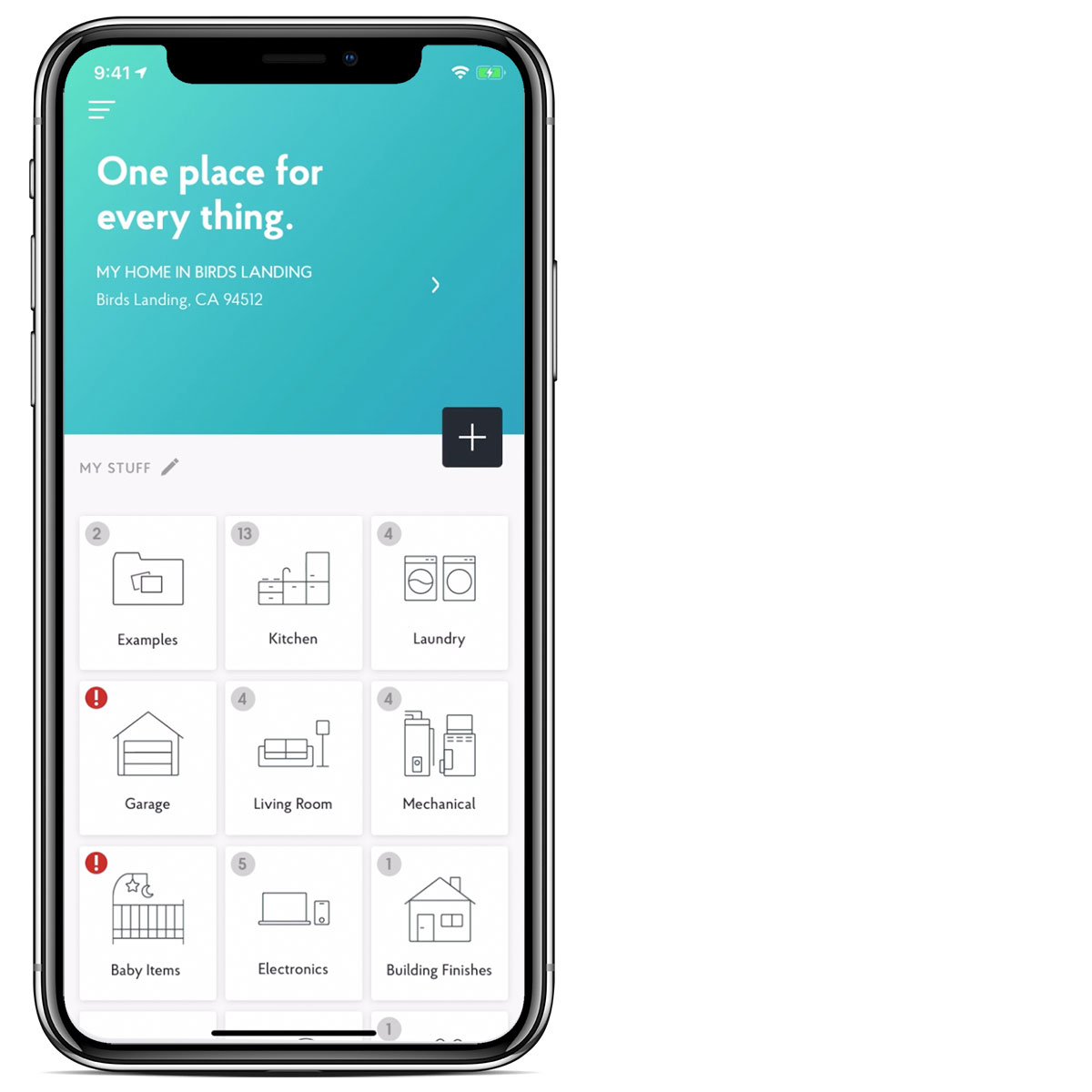 Centriq homeowner app