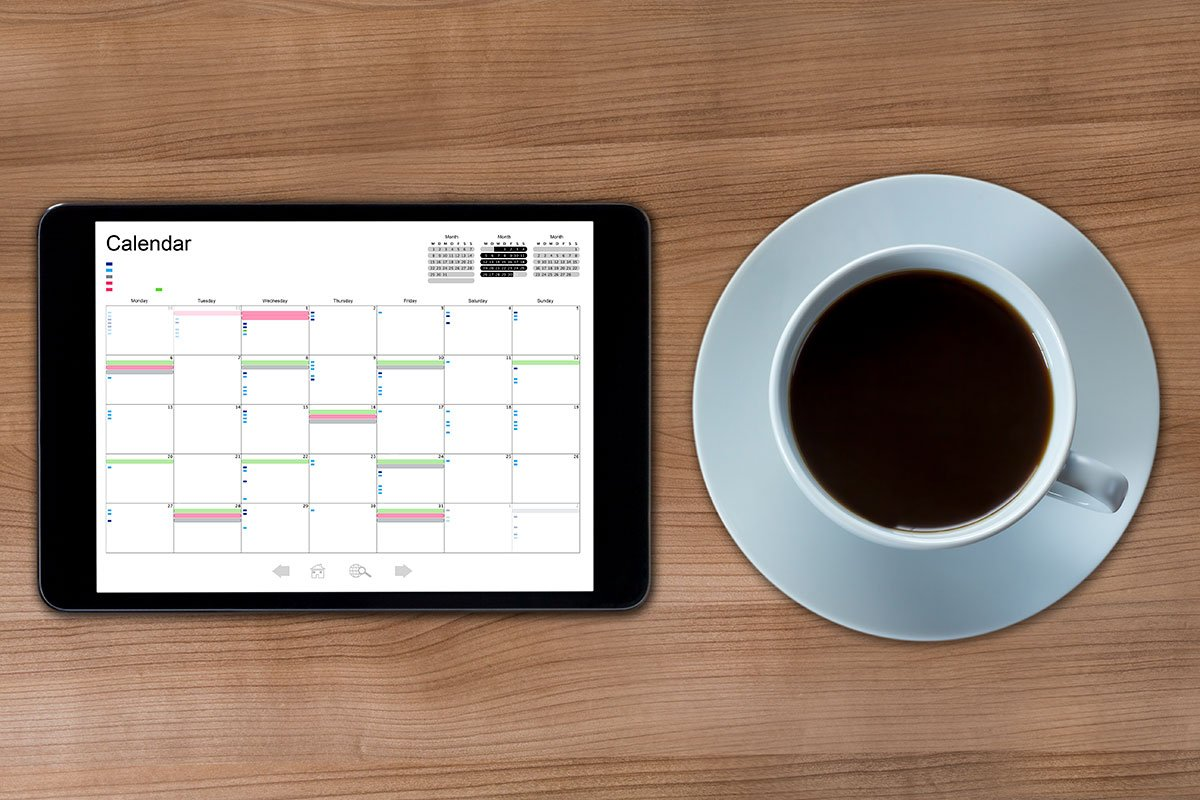 create routes and schedules for your landscaping business