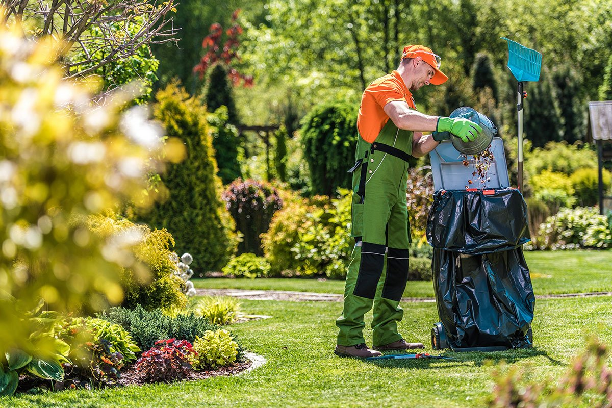 yard care spring-cleanup for property managers