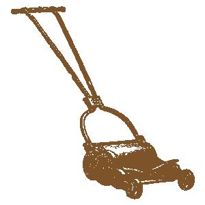 cylindrical mower