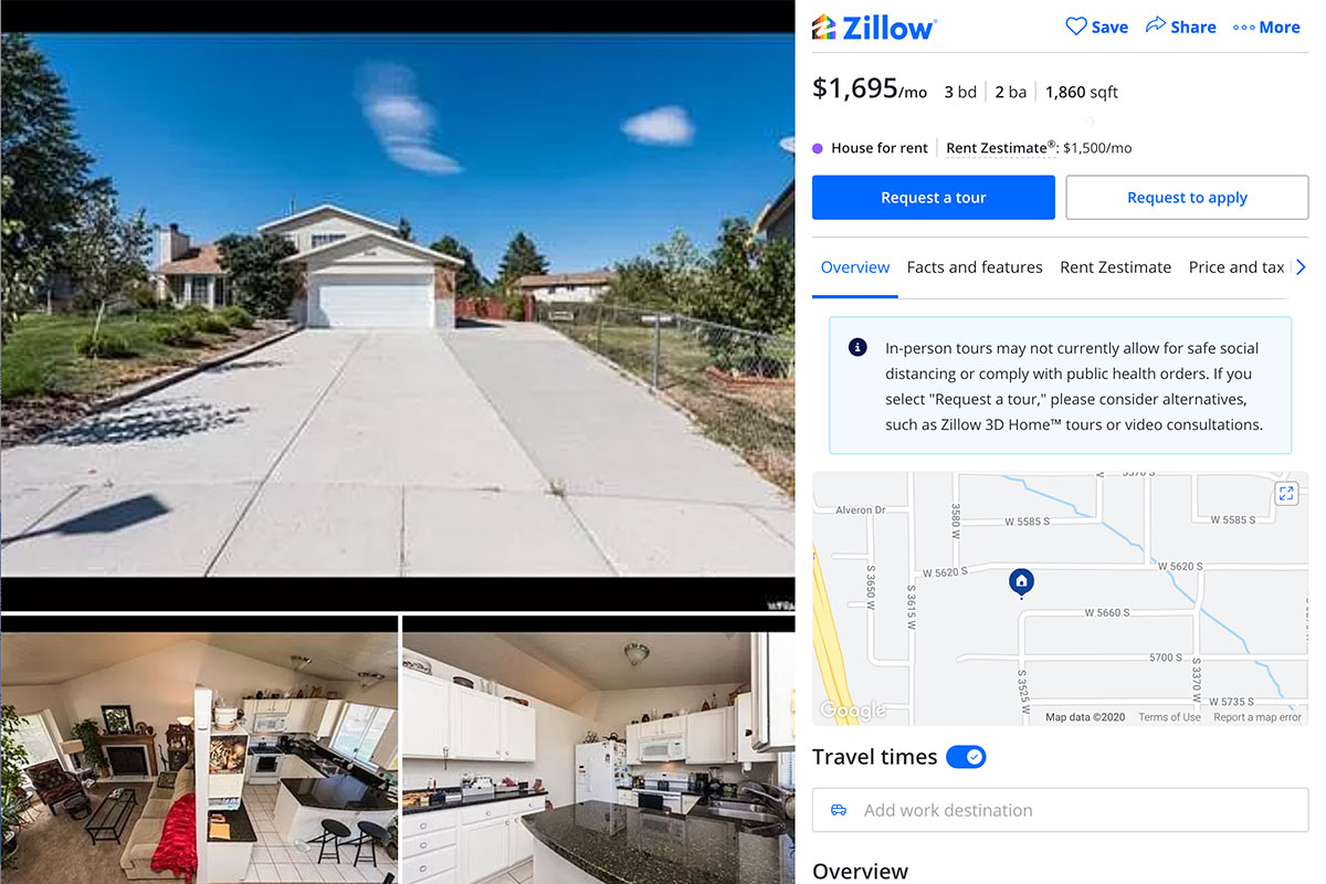 Pictures in house listings help rent and sell faster